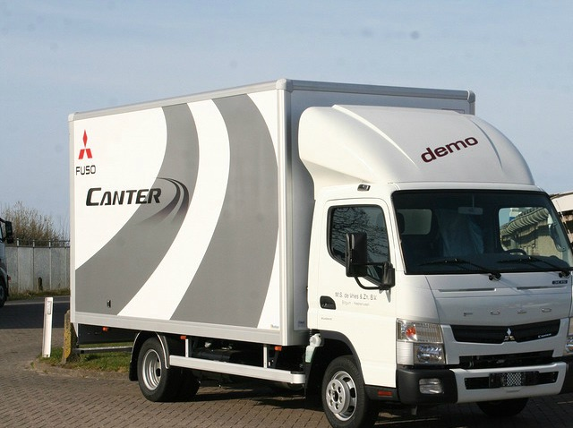 Camion canter